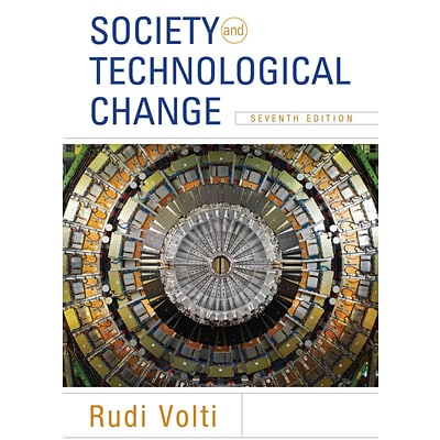 Macmillan Higher Education Society and Technological Change Book