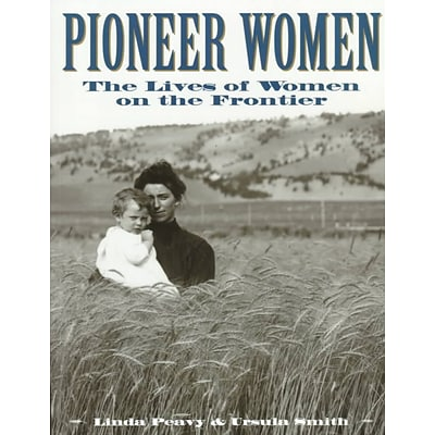 Univ of Oklahoma Pr Pioneer Women Book