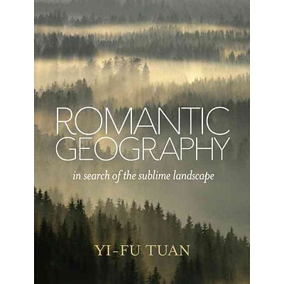 UNIV OF WISCONSIN PR Romantic Geography Book