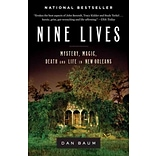 Nine Lives Paperback Book
