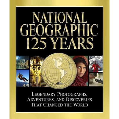 Random House National Geographic 125 Years Book
