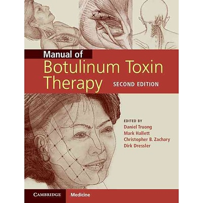 Cambridge University Press Manual of Botulinum Toxin Therapy Book