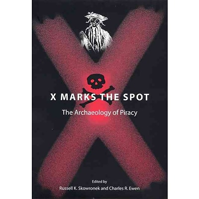 UNIV PR OF FLORIDA X Marks the Spot Book