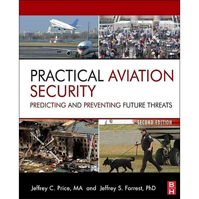 BUTTERWORTH-HEINEMANN Practical Aviation Security Book