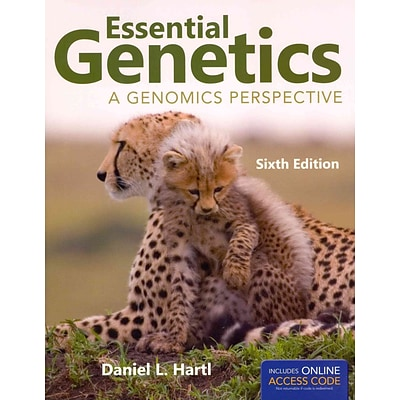 JONES & BARTLETT LEARNING Essential Genetics Book