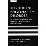 Borderline Personality Disorder Book