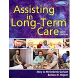 Assisting In Long-Term Care Book