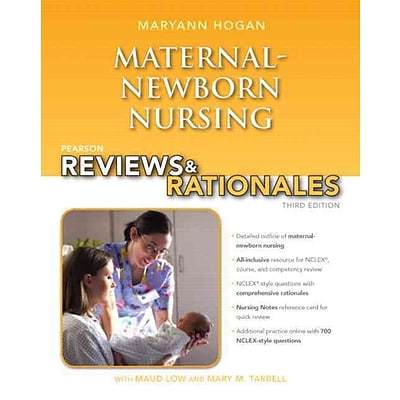 Pearson Reviews & Rationales 3rd Edition Book