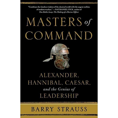 Simon & Schuster Masters of Command Paperback Book