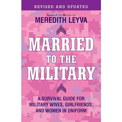 Simon & Schuster Married to the Military Paperback Book