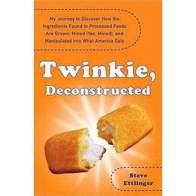 PENGUIN GROUP USA  Twinkie, Deconstructed Book