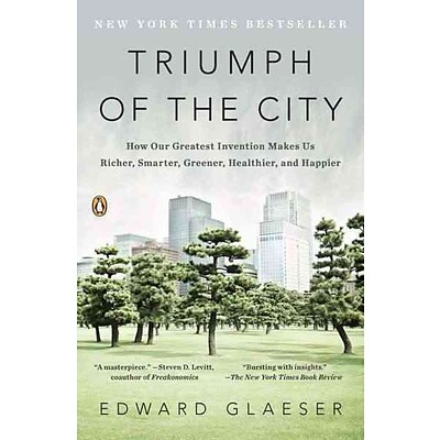 PENGUIN GROUP USA Triumph of the City Book