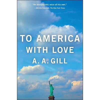 Simon & Schuster To America With Love Book