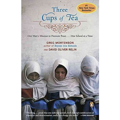 PENGUIN GROUP USA Three Cups of Tea Book