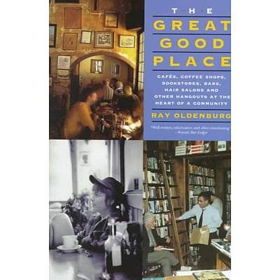 PERSEUS BOOKS GROUP The Great Good Place Book