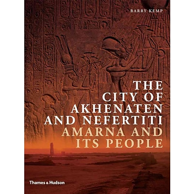 W. W. Norton & Company The City of Akhenaten and Nefertiti Book