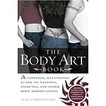 The Body Art Book Book