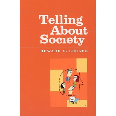 Univ of Chicago Pr Telling About Society Book
