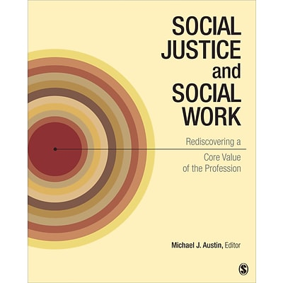Sage Social Justice and Social Work Book