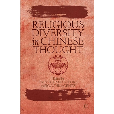 Palgrave Macmillan Religious Diversity in Chinese Thought Book