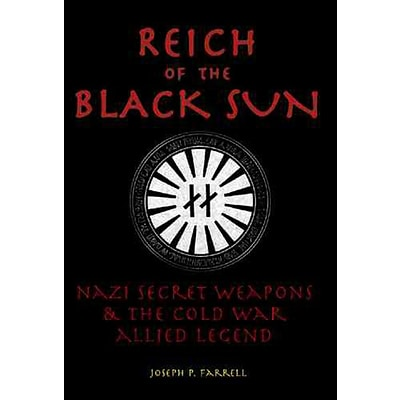 SCB DISTRIBUTORS Reich of the Black Sun Paperback Book