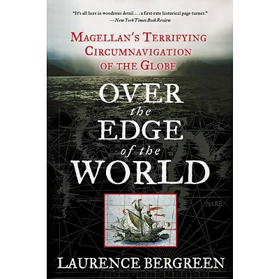 HARPERCOLLINS Over the Edge of the World Book