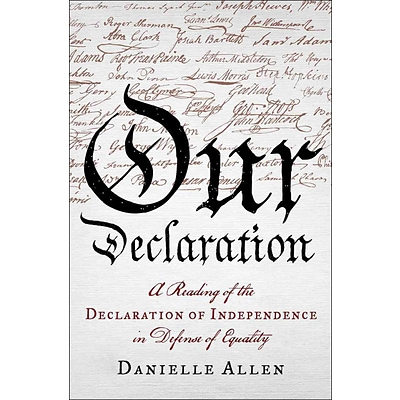 W. W. Norton & Company Our Declaration Hardcover Book