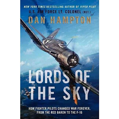 HARPERCOLLINS Lords of the Sky LP Book