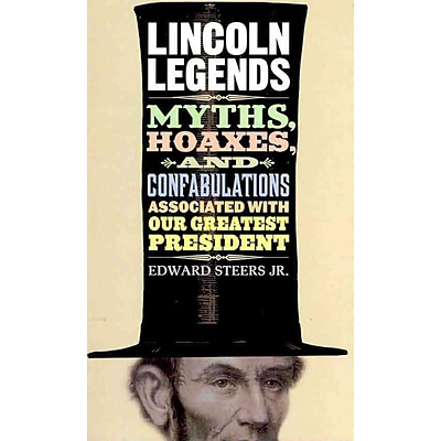 UNIV PR OF KENTUCKY Lincoln Legends Book