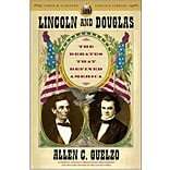 Lincoln and Douglas Book