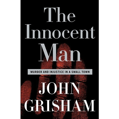 Random House The Innocent Man Hardcover Book