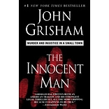 The Innocent Man Paperback Book