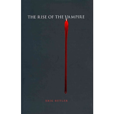 Univ of Chicago Pr The Rise of the Vampire Book