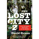 The Lost City of Z Paperback Book