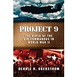 Project 9 Hardcover Book