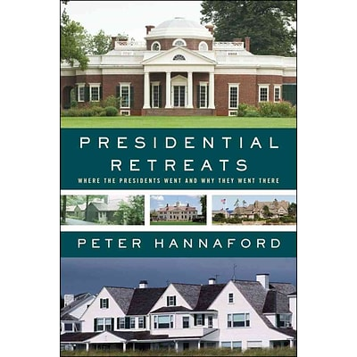 POCKET BOOKS Presidential Retreats Paperback Book