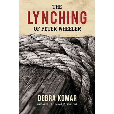 UTP DISTRIBUTION The Lynching of Peter Wheeler Paperback Book