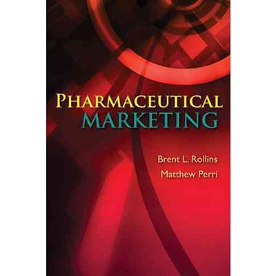 JONES & BARTLETT LEARNING Pharmaceutical Marketing Book