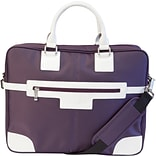Vickys Purple Bag For 15.6 Notebook