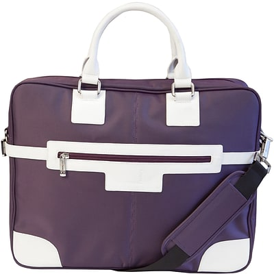 Urban Factory Vickys Bag For 15.6 Notebook; Purple
