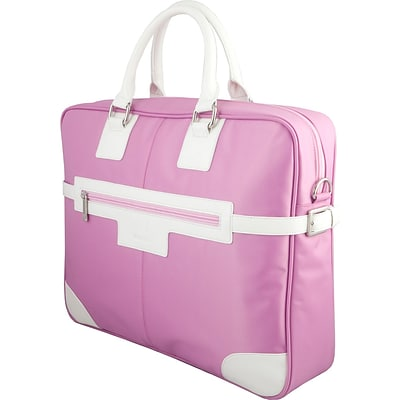 Urban Factory Vickys Bag For 15.6 Notebook; Pink