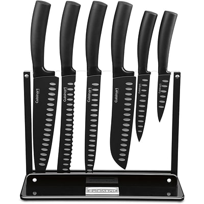 Cuisinart® 7 Piece Cutlery Set With Acrylic Stand