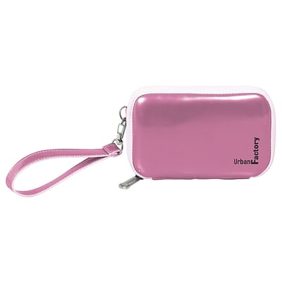 Urban Factory Sleeve For 2 1/2 External Hard Disk; Pink