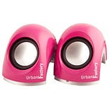 Pink Crazy 2.0 Mini Speaker System