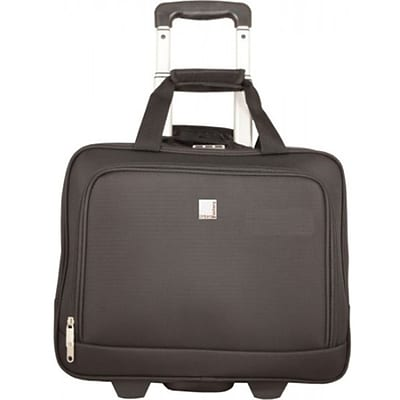 Urban Factory Method Trolley Bag For 15.6 Notebook; Black