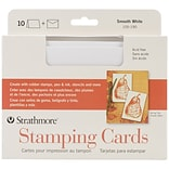 Stamping 5x7 Cards & Envelopes