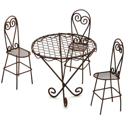 Darice(r) Rustic Wire Garden Table