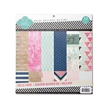 Heidi Swapp Hello Today 12 x 12 Scrapbook Paper Pad