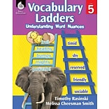 Vocabulary Ladders: Word Nuances Level 5