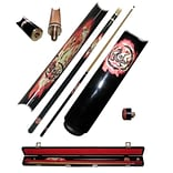 Dragon Inferno Billiard Pool Stick